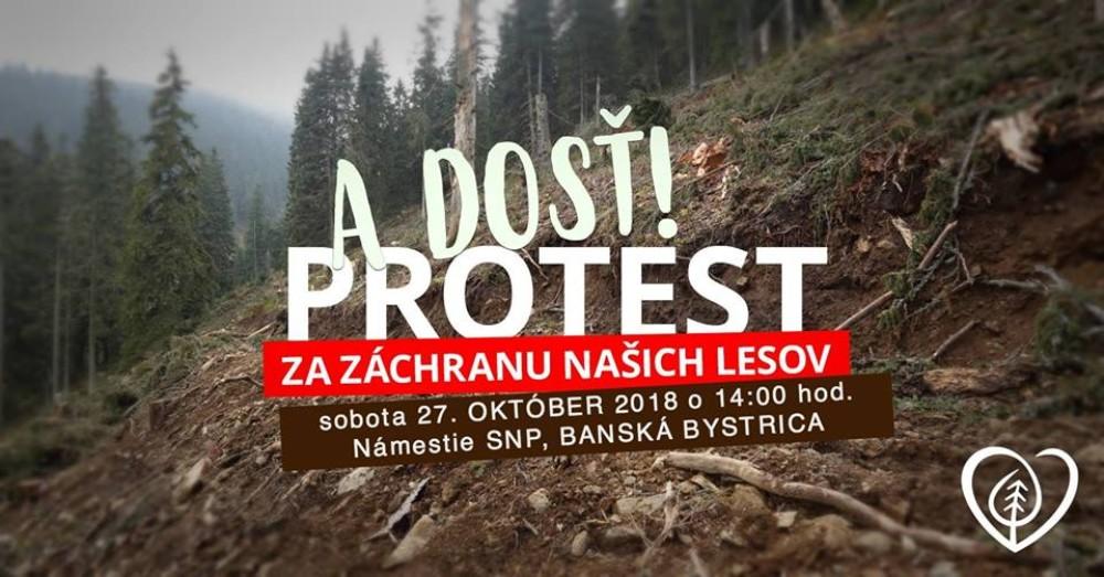 A dosť! Protest