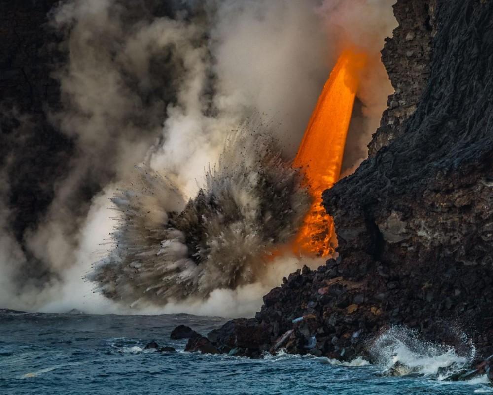 Sopka Kīlaue, Havai