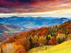 Jeseň v prírode