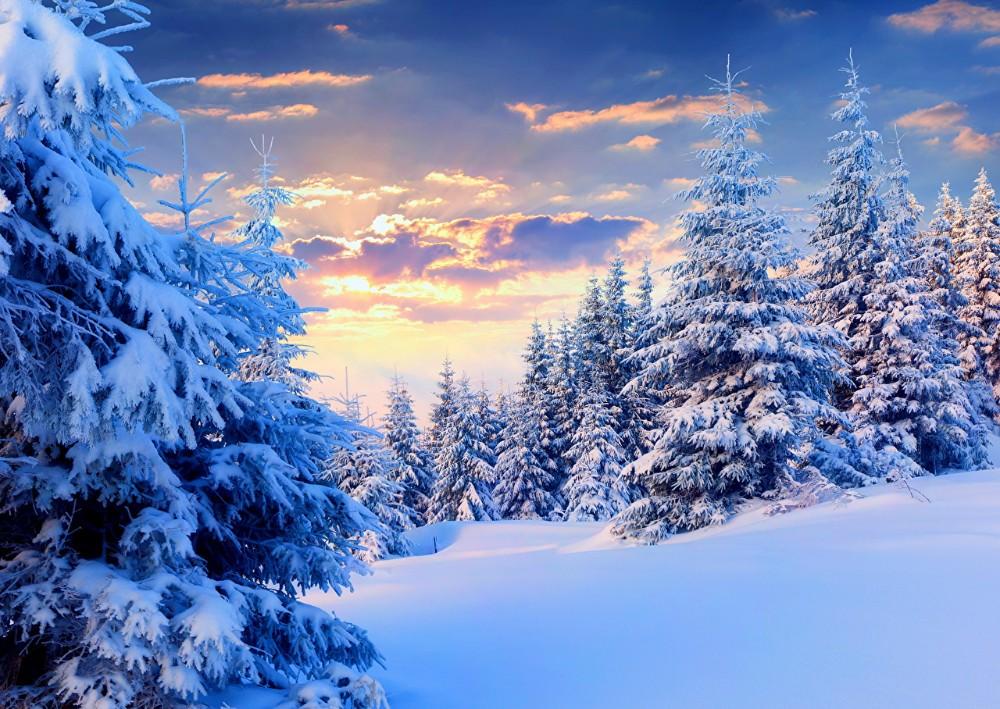 Zima sa blíži